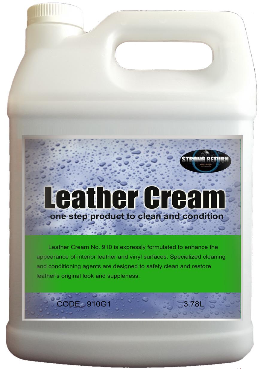910  Leather Cream