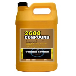 2600 Professional Diamond Cut Compound 2.6