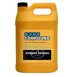 8300 FAST CUT RUBBING COMPOUND