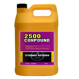 2500 Rubbing Compound