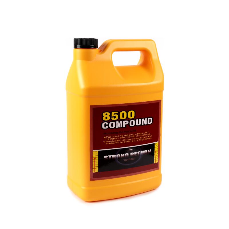 8500 Nano Rubbing Compound